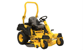 Cub Cadet Professional Mowers, Clean and Precise cutting
