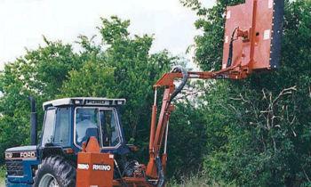 Rhino Boom Mowers » Wellington Implement, Ohio