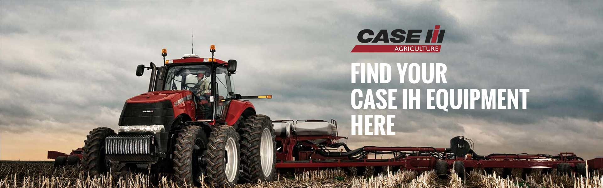 Case IH Equipment available at Wellington Implement, Wellington Ohio