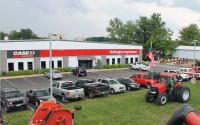 Wellington Implement dealership exterior